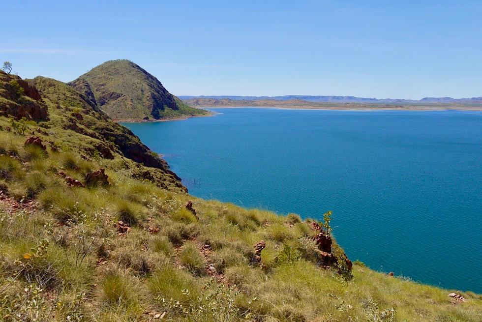 Pannikin Bay Lookout - Lake Argyle - Kimberley, Western Australia