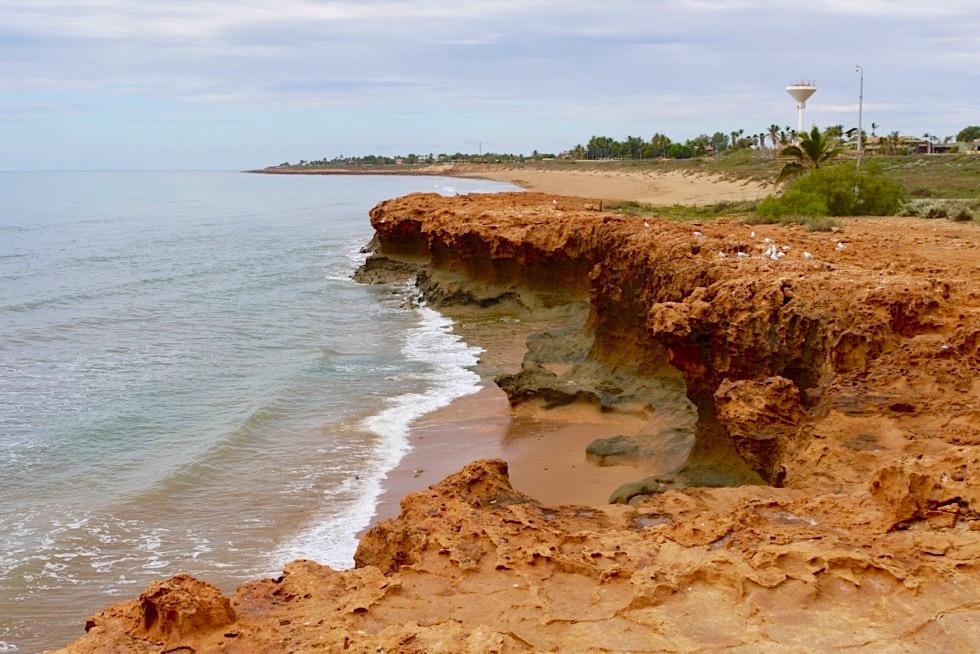 Port Hedland - Vogel-Felsen beim Cemetery Beach Park - Pilbara - Western Australia