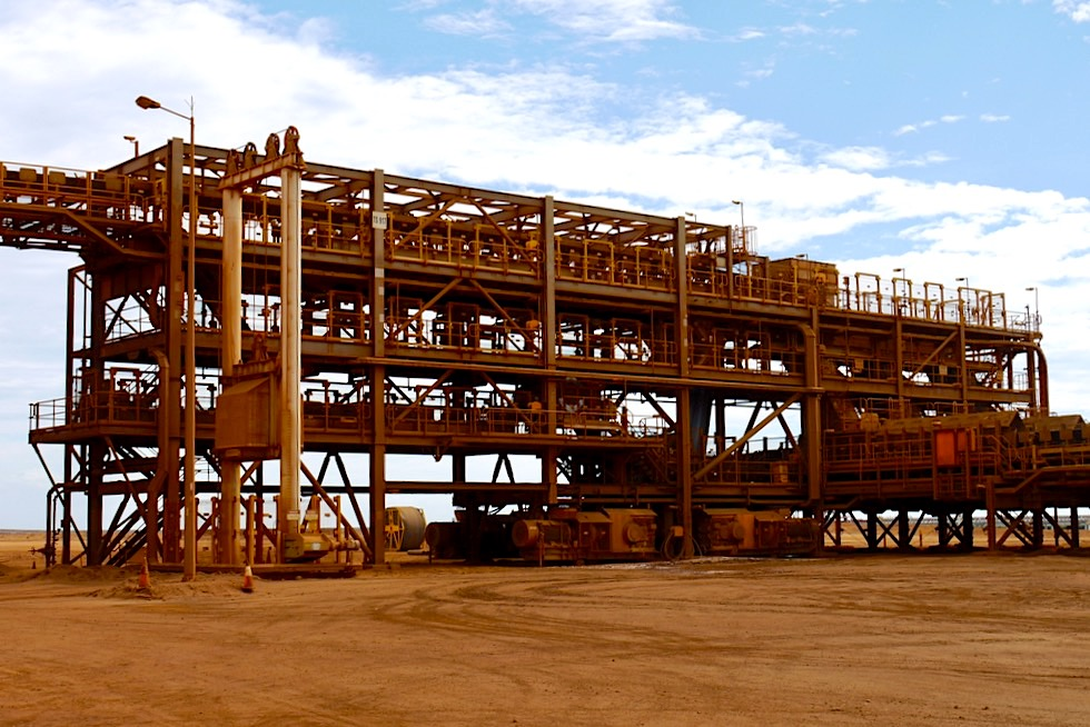 Port Hedland Seafarers Tours: Fortescue Iron Ore Tour - Pilbara - Western Australia