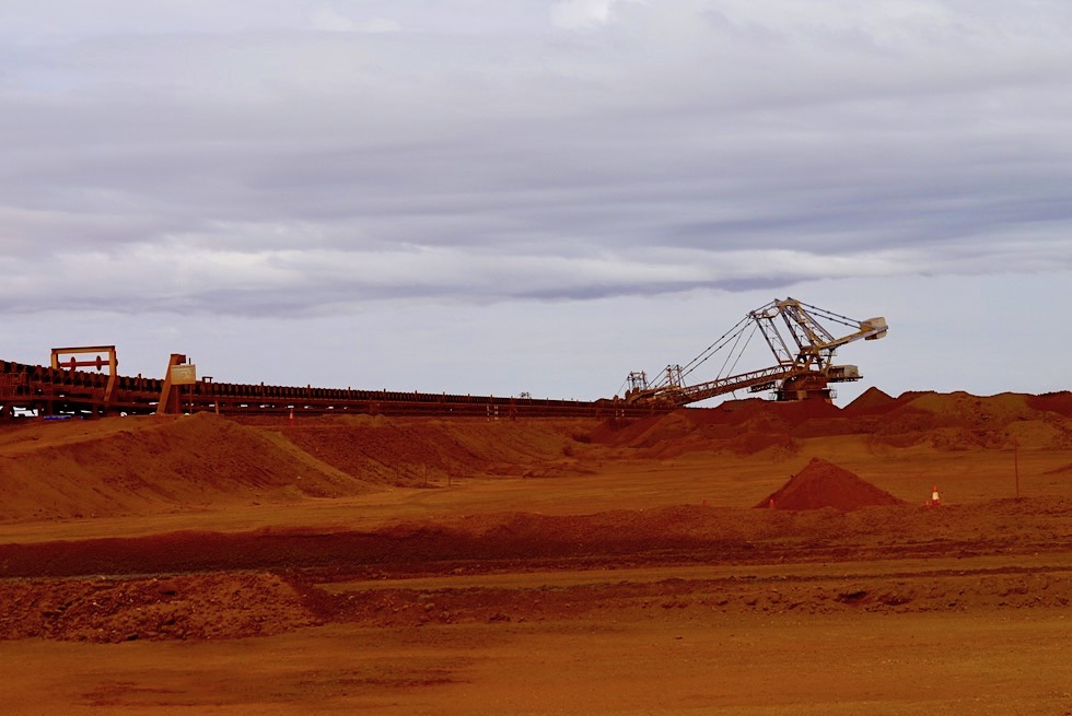 Port Hedland - Iron Ore Tour - Fortescue Site - Pilbara - Western Australia