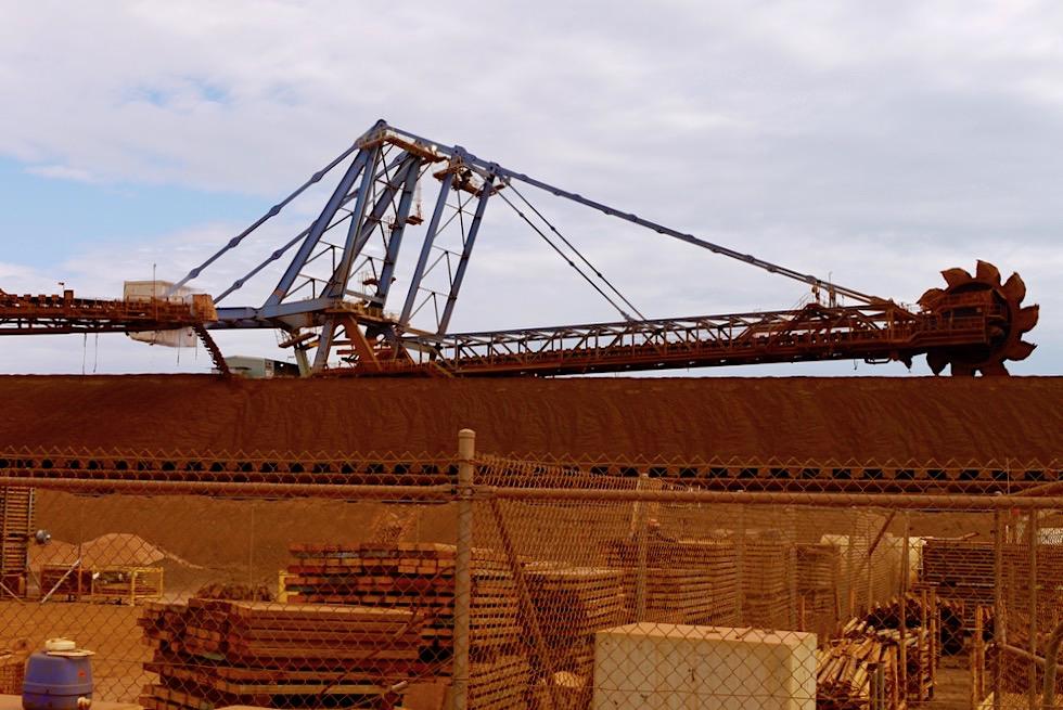 Port Hedland Seafarers Centre Tours: Fortescue Iron Ore Tour - Pilbara - Western Australia