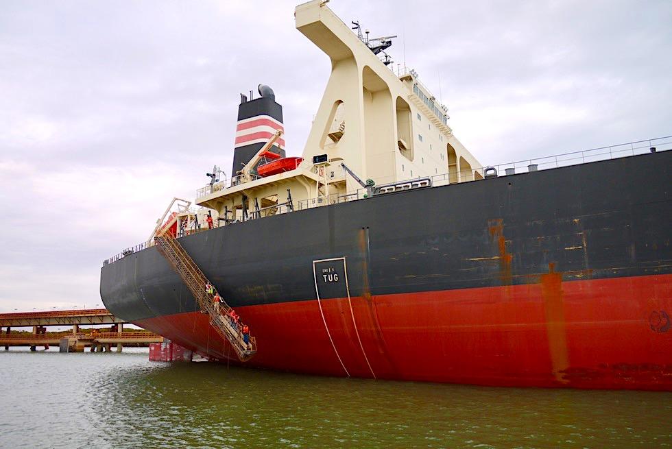 Port Hedland Seafarers Centre - Habour Tour - Abholung Seeleute - Pilbara - Western Australia