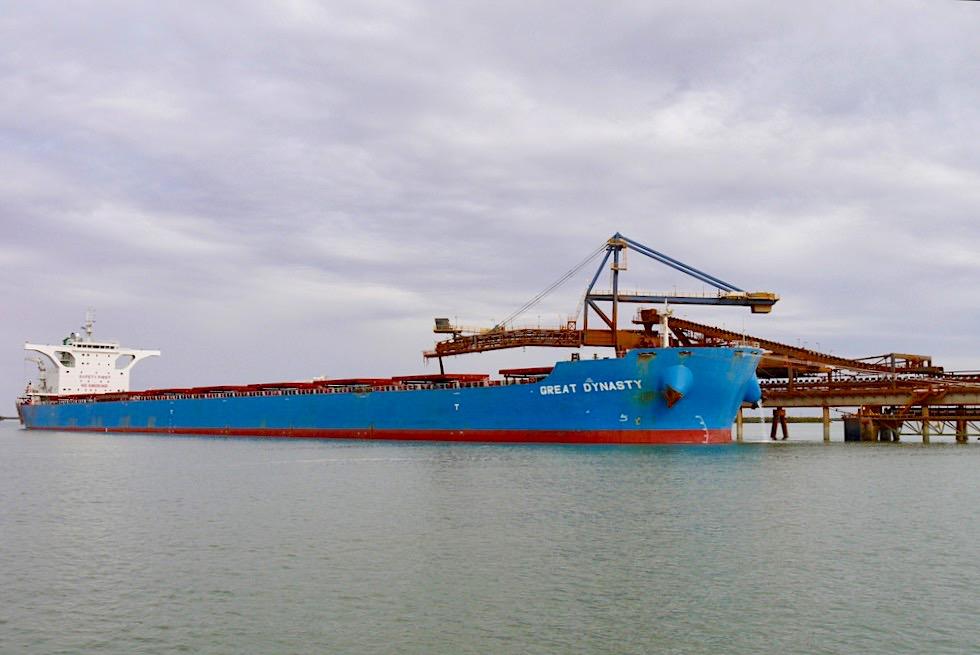 Port Hedland Seafarers Centre Tours: Harbour Tour - Pilbara - Western Australia