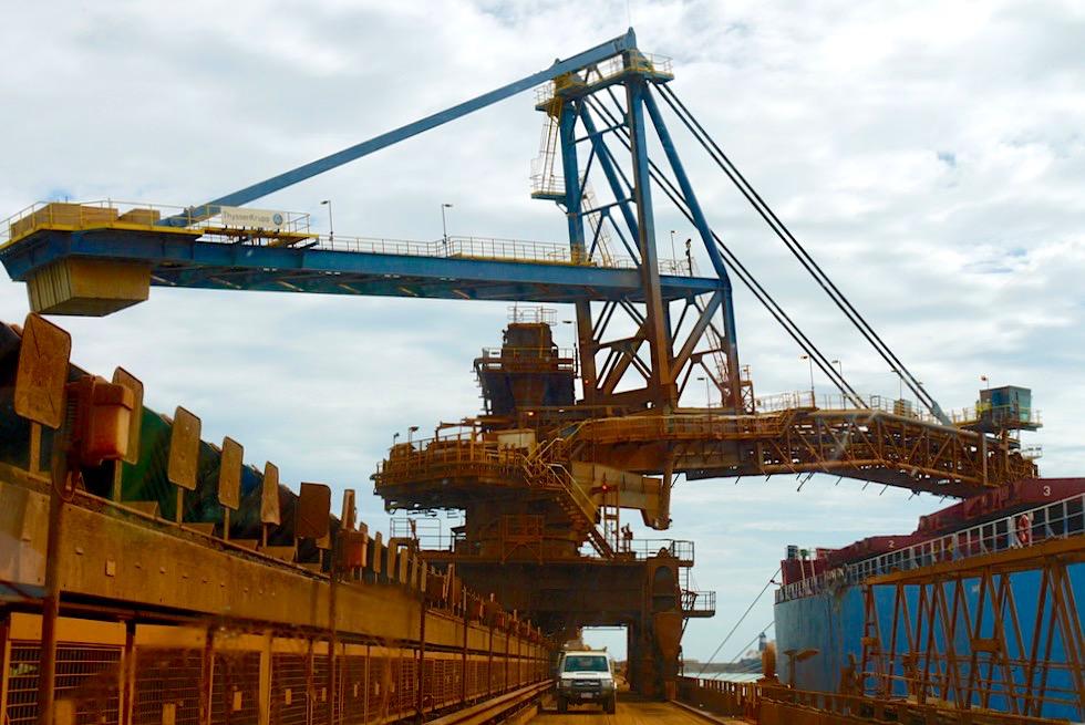 Port Hedland Seafarers Centre Iron Ore Tour - Pilbara - Western Australia