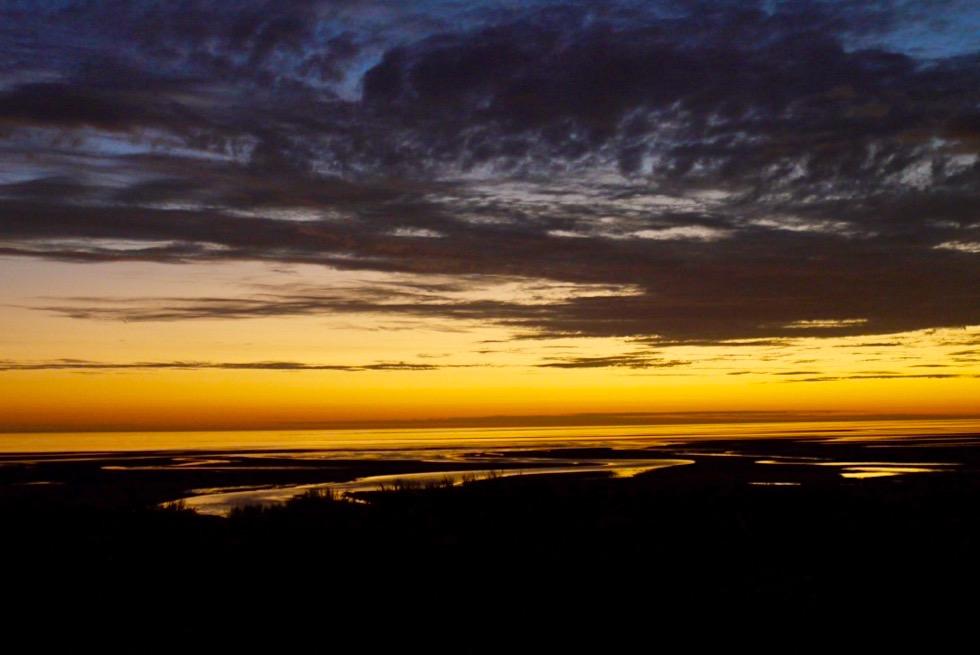 Port Hedland - Sonnenaufgang am Indischen Ozean - Pilbara - Western Australia