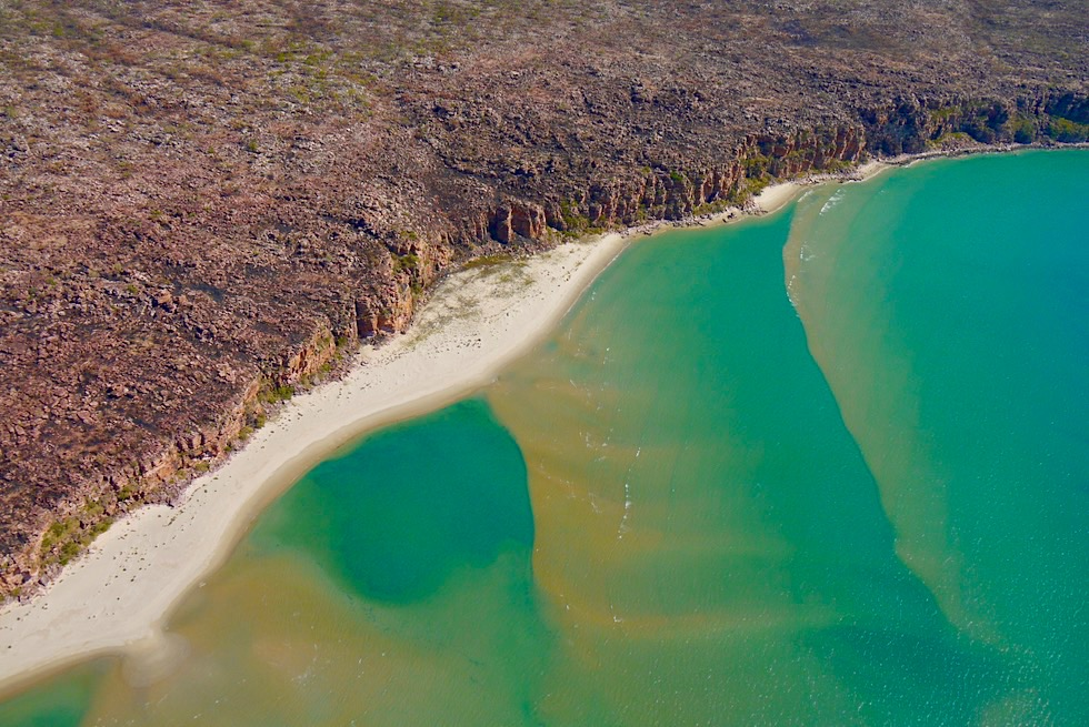 Faszination unberührtes Kimberley: Wildschöne Timor See, Felsenküste & Sandstrand - Western Australia