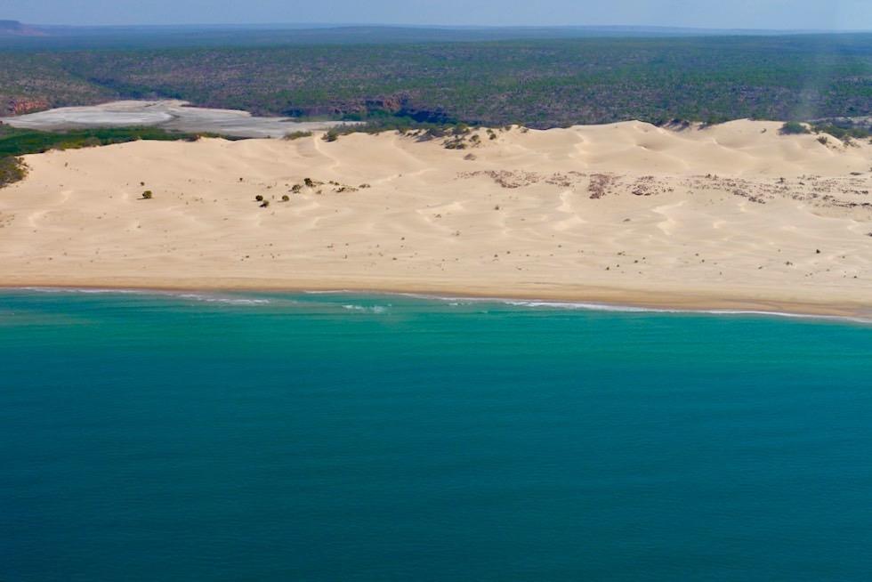 Timor See - Sanddünen am Joseph Bonaparte Golf - Kimberley Nordküste - Western Australia