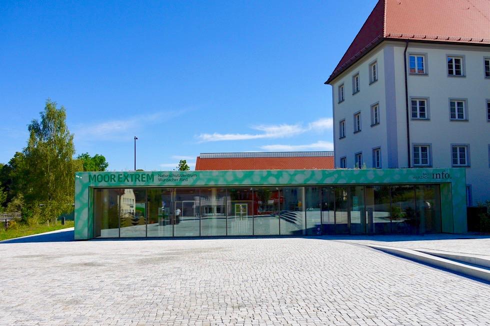 Wurzacher Ried - Moor Extrem: Erlebnisausstellung Moor - Bad Wurzach - Baden-Württemberg