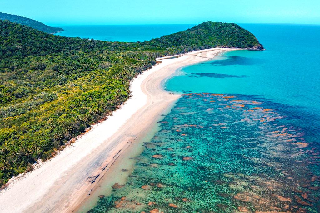 Cape Tribulation & Great Barrier Reef: einmalig auf der Welt, weil zwei Unesco Welterben aufeinandertreffen - Daintree National Park - Queensland