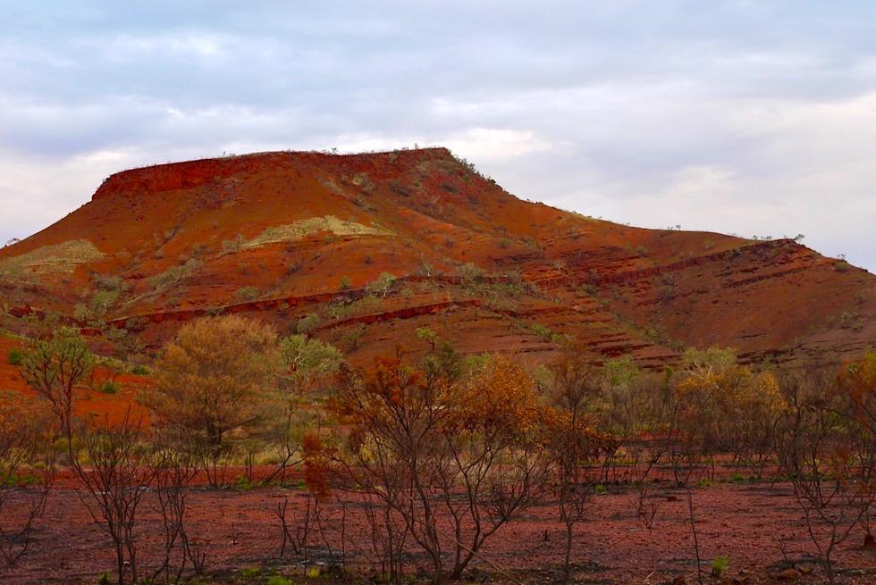Karijini Drive - Herrliche Ausblicke - Pilbara - Western Australia