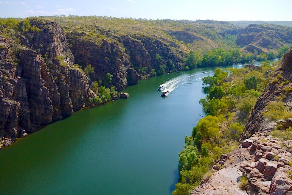 Katherine Gorge & Katherine River - Nitmiluk National Park - Northern Territory