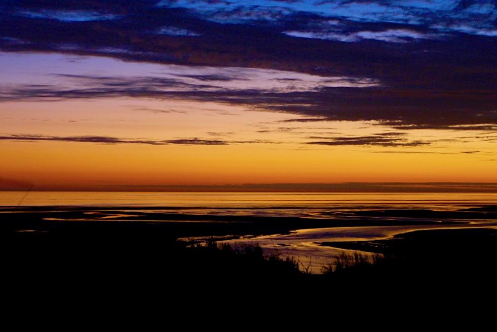 Port Hedland Discovery Park Cooke Point - Sonnenaufgang am Indischen Ozean - Pilbara - Western Australia