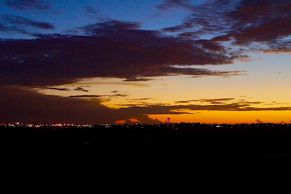 Port Hedland Discovery Park Cooke Point - Sonnenuntergang - Pilbara, Western Australia