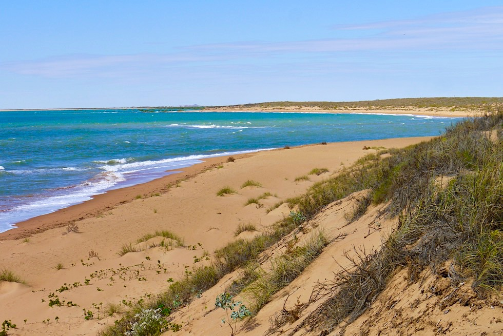 Port Hedland - Strand bei Cooke Point - Pilbara - Western Australia