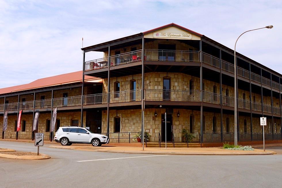Port Hedland - The Esplanade Hotel - Pilbara - Western Australia