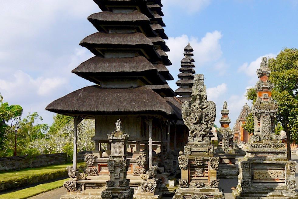 Reichstempel: Pura Taman Ayun - Zweitgrößte & einer der schönsten Tempelanlagen - Mengwi, Bali