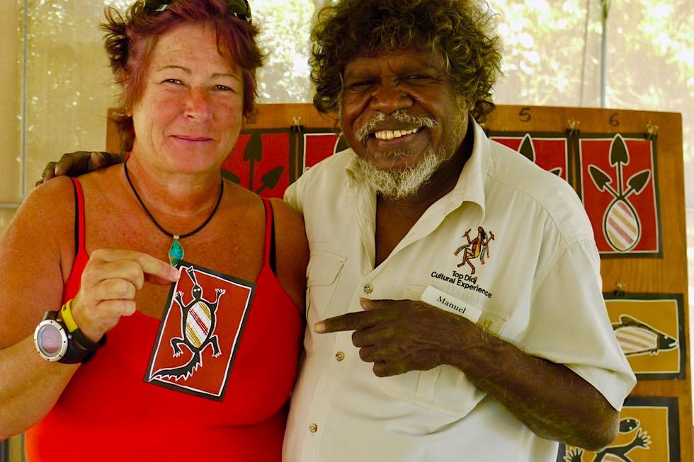 Top Didj Cultural Experience - Aboriginal Kultur aktiv erleben - Katherine - Northern Territory