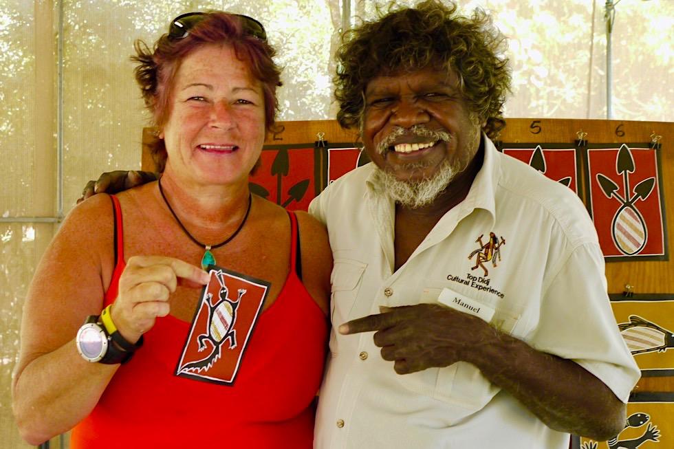 Top Didj Cultural Experience - Aboriginal Kultur erleben in Katherine - Northern Territory