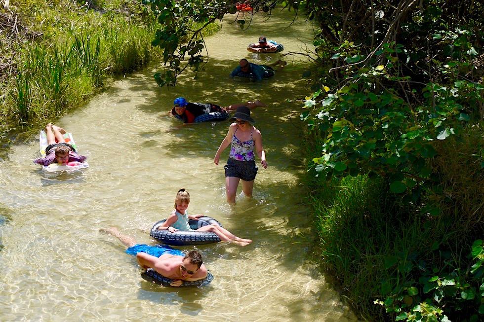 Eli Creek - Grandioser Wasserspaß für Jung & Alt - Fraser Island - Queensland