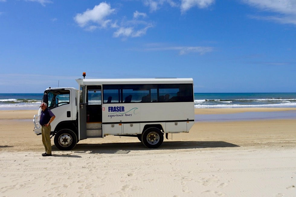 Fraser Experience Tours: Tagestour Fraser Island - Hervey Bay - Queensland