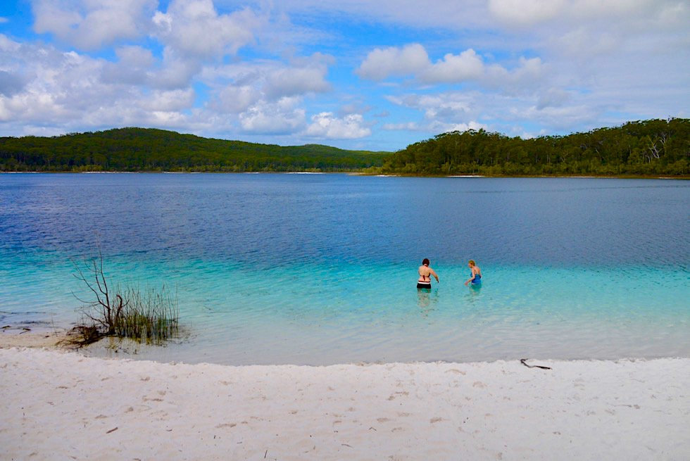 Lake McKenzie: das Juwel von Fraser Island - Queensland
