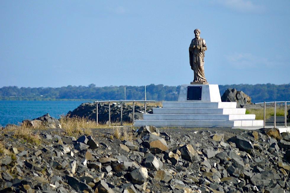 Hervey Bay: Schutzheiliger bei der Hafenausfahrt - Queensland