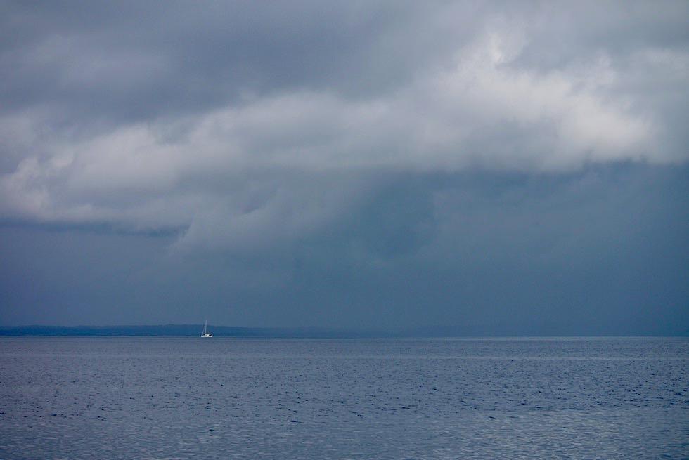 Hervey Bay vor dem Sturm - Queensland