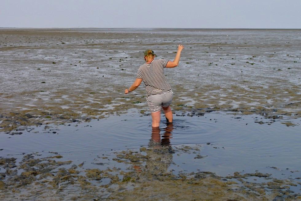Nationalpark Wattenmeer - Vorsicht bei Wattwanderungen - Ostfriesische Inseln & Nordseeküste