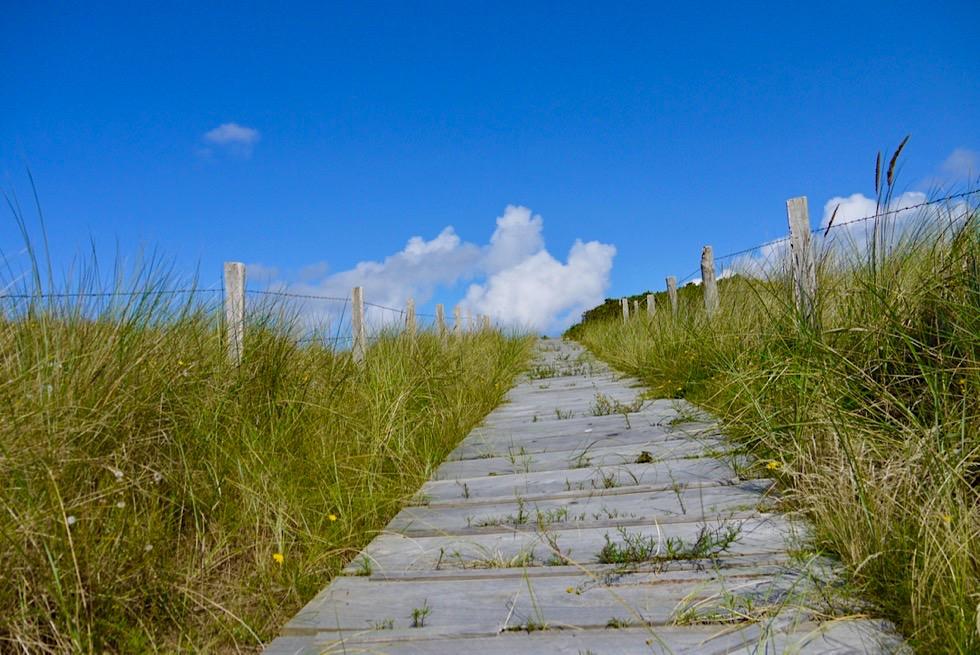 "Wangerooge - ""Stairway to Heaven"" - Ostfriesische Inseln - Nordsee"