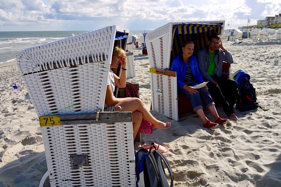 Wangerooge - Thalasso-Therapie am Strand - Ostfriesische Inseln - Nordsee