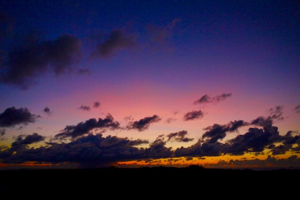 Wangerooge der Osten - faszinierender Sonnenuntergang & grandiose Farben - Ostfriesische Inseln - Nordsee