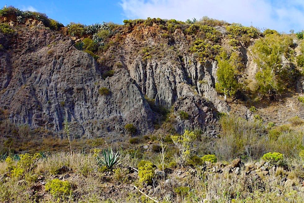 Barranco de San Miguel - Wanderung Route 10 - Valsequillo