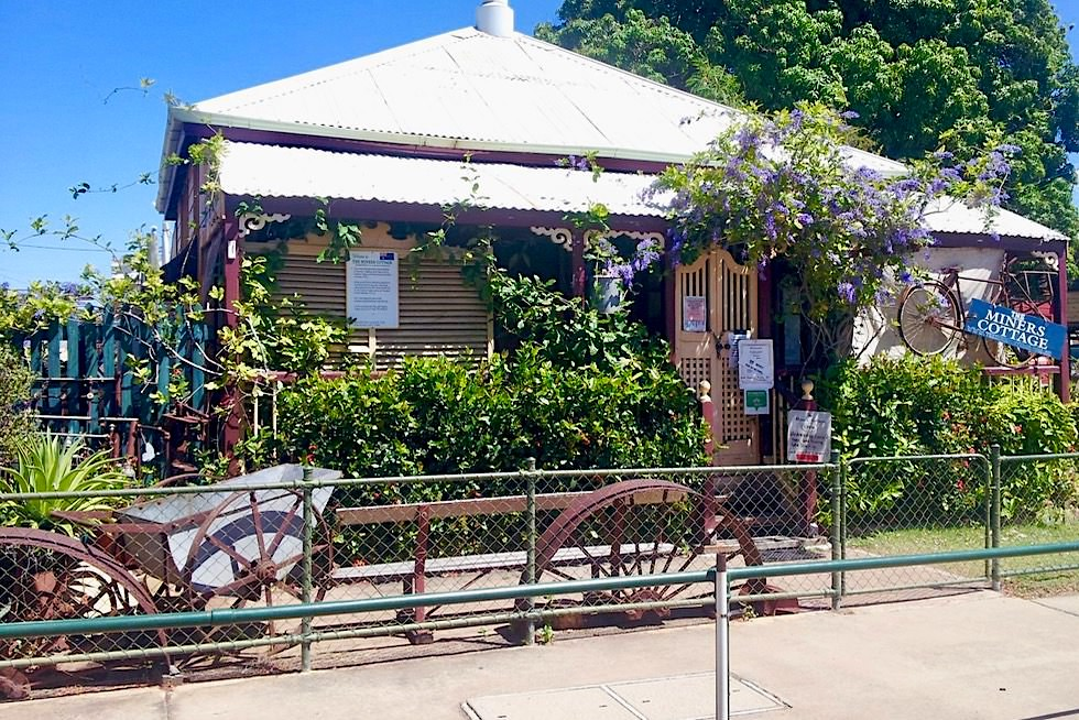 Charters Towers - Miner's Cottage & Museum - Queensland