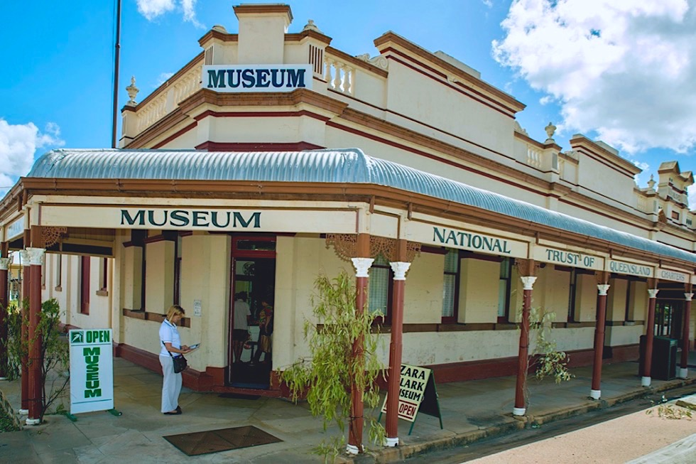 Charters Towers - Zara Clark Museum - Queensland