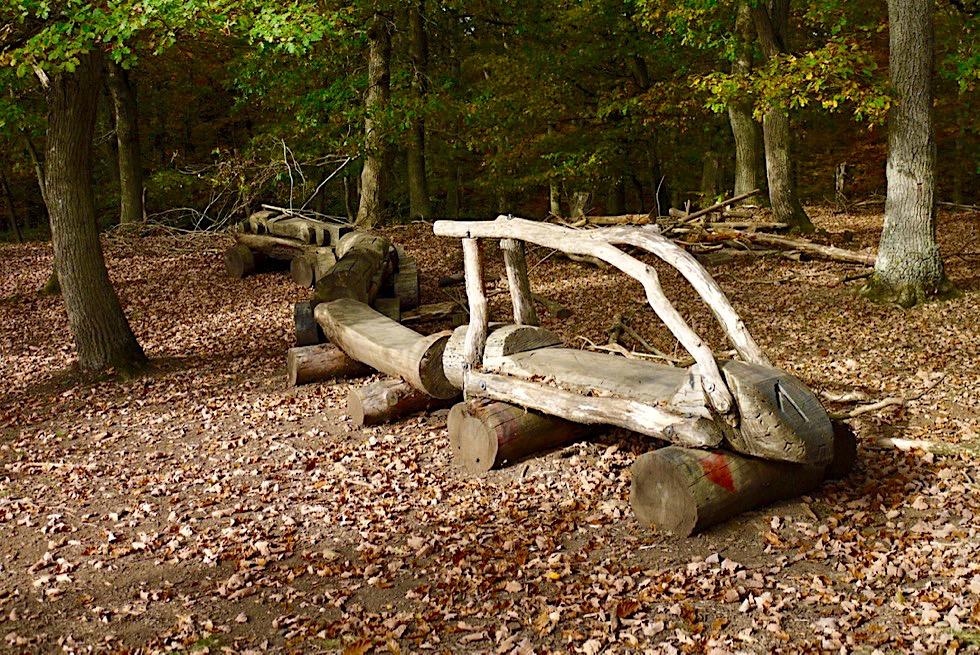 Traumschleife Ehrbachklamm - vorbei am Spielplatz der Winkelholzbande bei Boppard - Rheinland-Pfalz