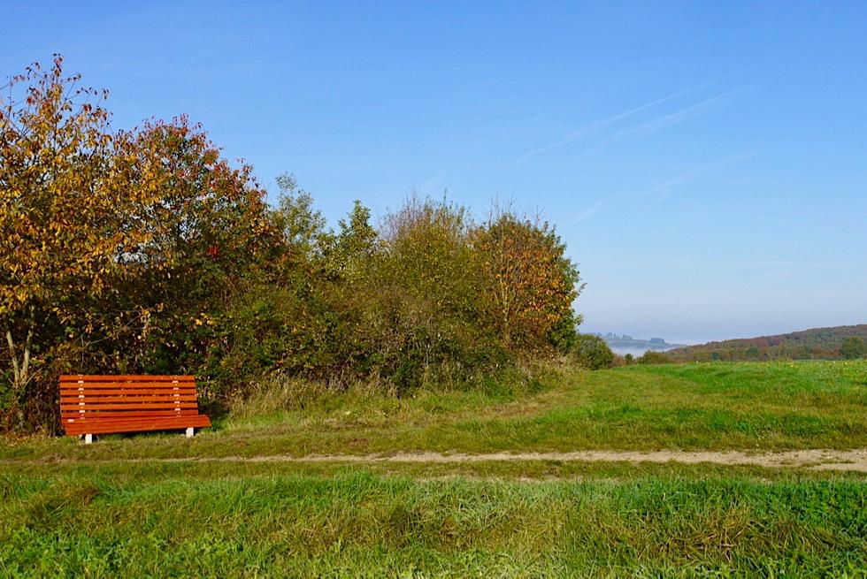 Erbachklamm Traumschleife - Wanderung mit vielen Bänken - Rheinland-Pfalz