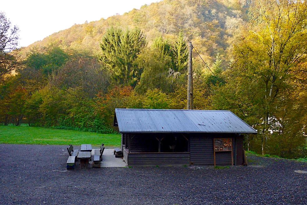 Traumschleife Erbachklamm - Stierwiese & Schutzhütte - Hunsrück - Rheinland-Pfalz