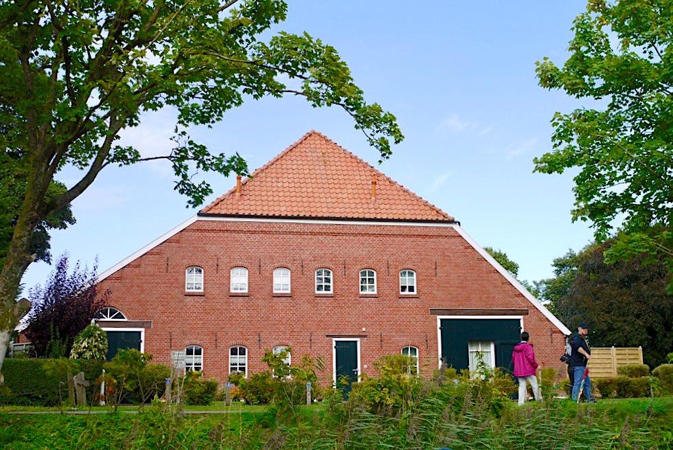 Greetsiel - Alter Gulfhof: Ferienwohnungen - Krummhörn - Ostfriesland