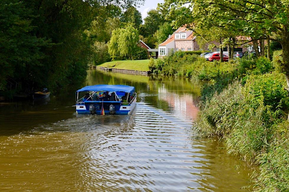 Greetsiel - Bootstouren Dreessen: Grandiose Ausblicke neue Perspektiven - Krummhörn - Ostfriesland