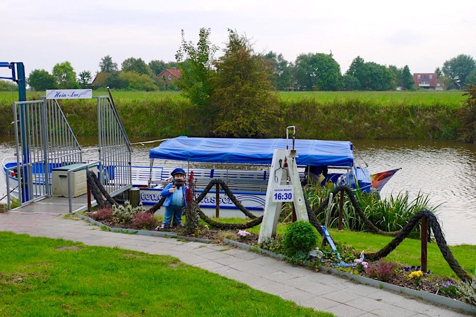 Greetsiel - Faszinierende Bootstouren & Kanalfahrten - Krummhörn - Ostfriesland