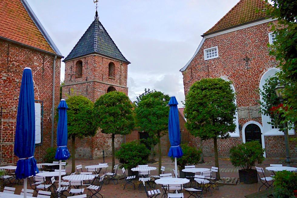 Greetsiel - Hotel Hohes Haus: Zimmer mit grandiosen Ausblicken - Krummhörn - Ostfriesland