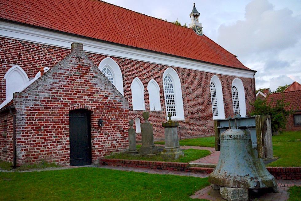 Greetsieler Kirche - Krummhörn - Ostfriesland
