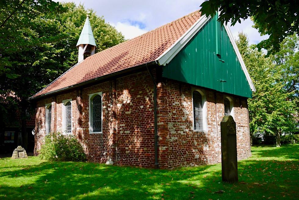 Spiekeroog - Alte Inselkirche - Ostfriesische Inseln