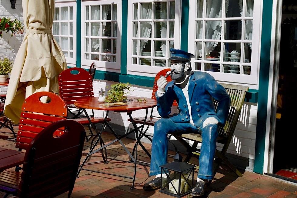 Spiekeroog - Charmante Café & Teehaus Atmosphäre - Ostfriesische Inseln