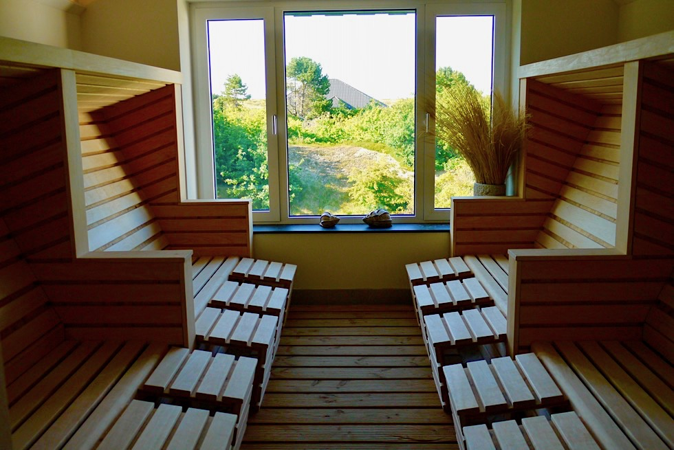 Spiekeroog - InselBad & DünenSpa: Sauna Oasen - Ostfriesische Inseln