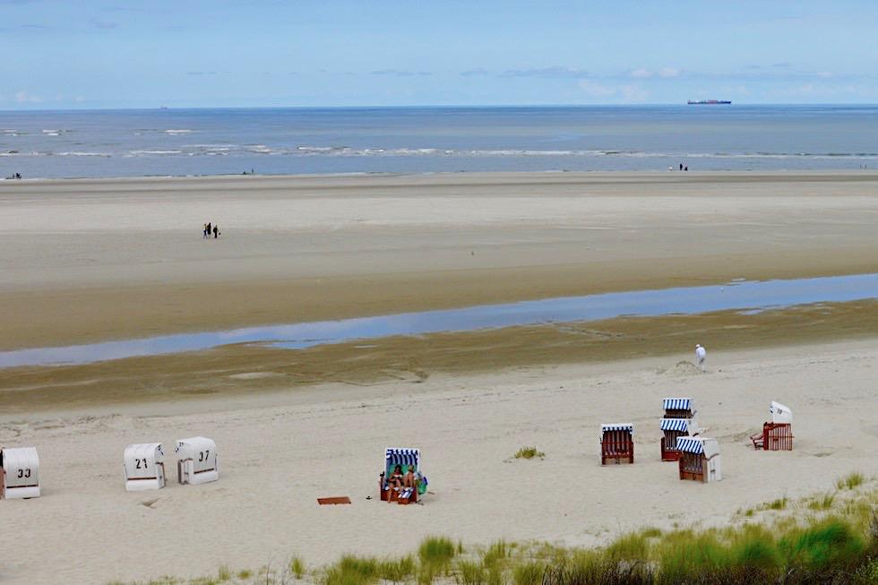 Spiekeroog - Entspannen am Strand & lange Spaziergänge - Ostfriesische Inseln