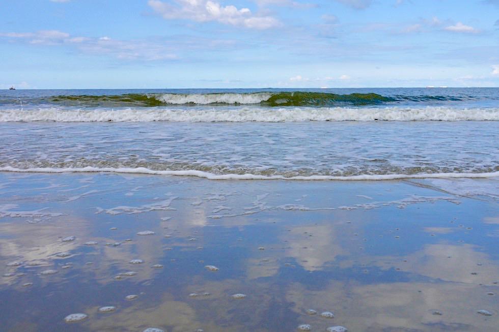 Spiekeroog - Nordsee, Wellen, Strand: Reizklima & Erholung - Ostfriesische Inseln