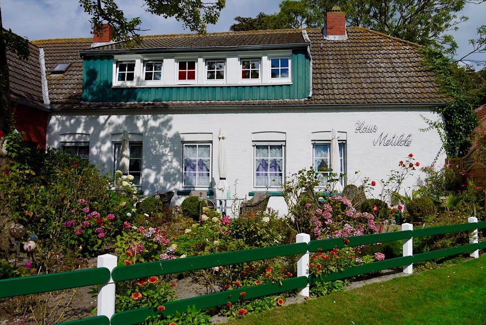 Spiekeroog - Schöne Häuser & blühende Gärten im kleinen Inseldorf - Ostfriesische Inseln