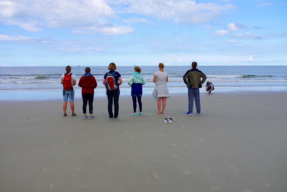 Spiekeroog - Thalasso entdecken & Atemübungen am Strand - Ostfriesische Inseln