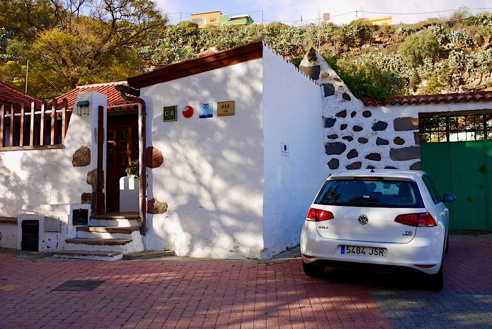 Valsequillo - Historisches Landhaus zum Übernachten: Casa Rural El Comenar - Gran Canaria